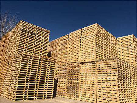 Wooden Pallet Manufacturing