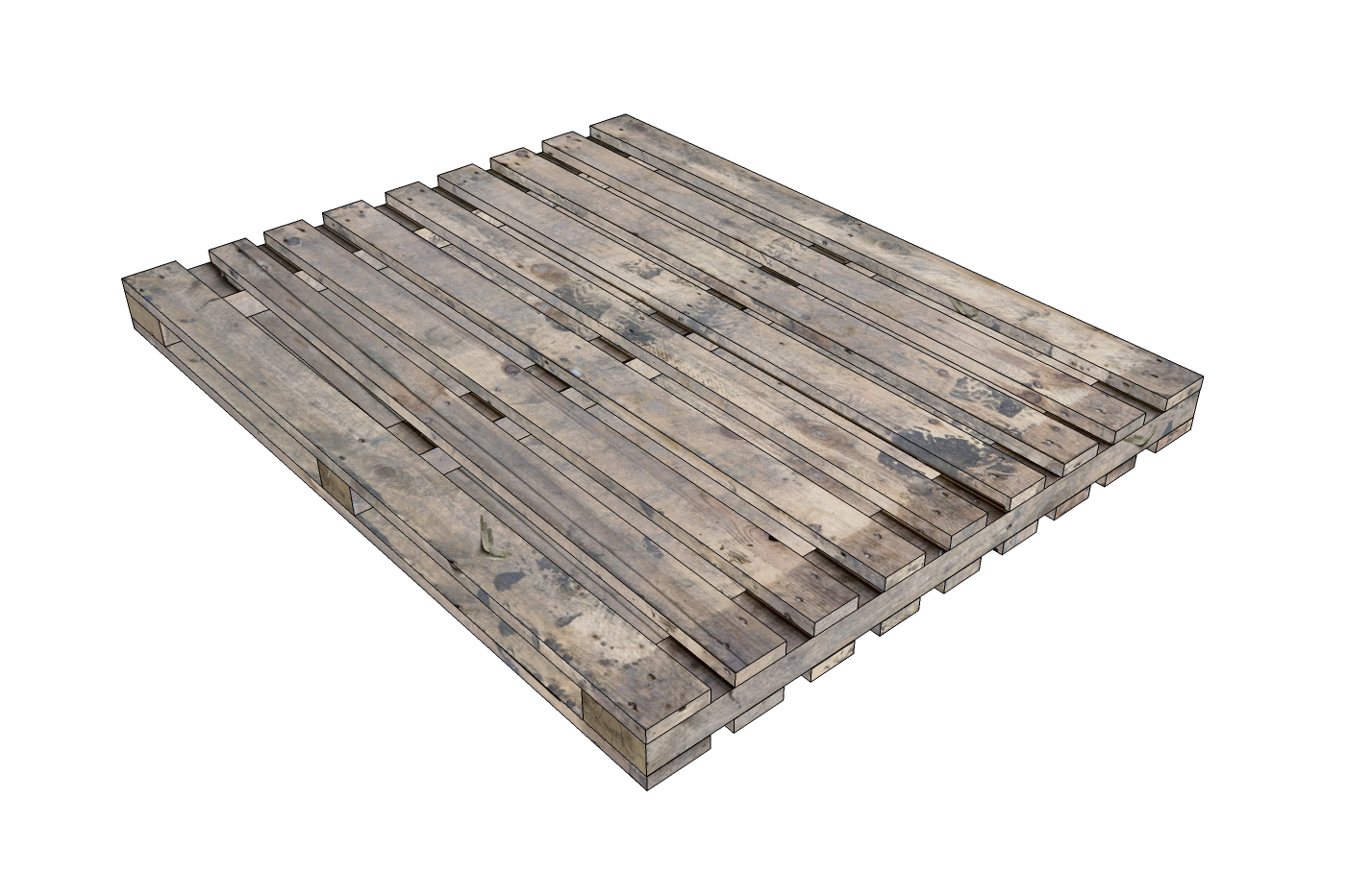 3-D Design and Engineering Tool for Wood Pallets