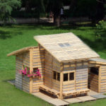 Building a Tiny House out of Wood Pallets