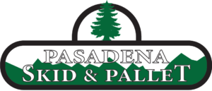 Pasadena Skid And Pallet Logo