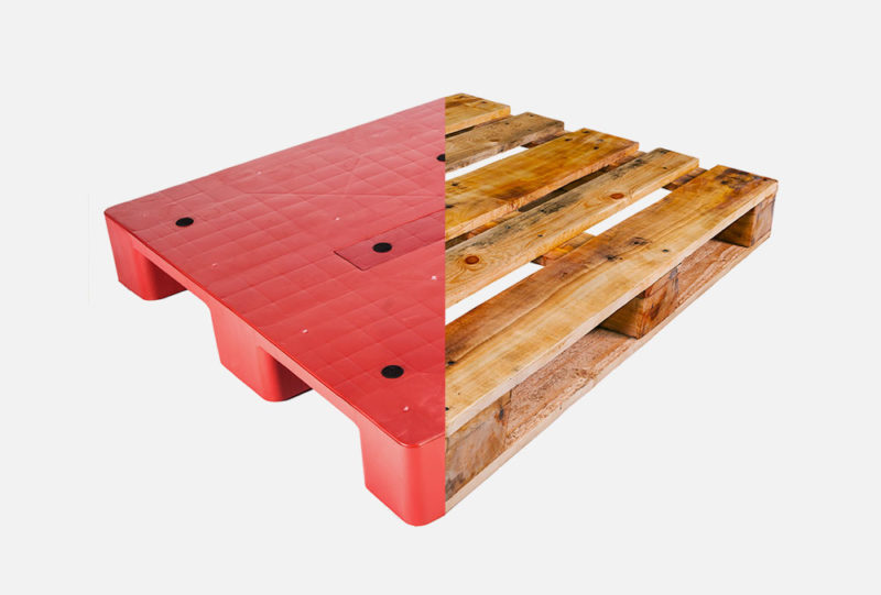 Wooden Pallets: An Eco-Friendly Alternative To Plastic