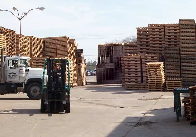 Pallet Management Services